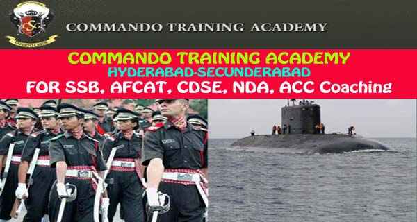 Commando Training Academy Secunderabad