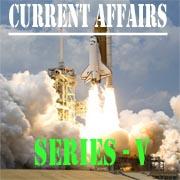 Current Affairs Practice Set V