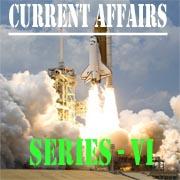 Current Affairs Practice Set VI