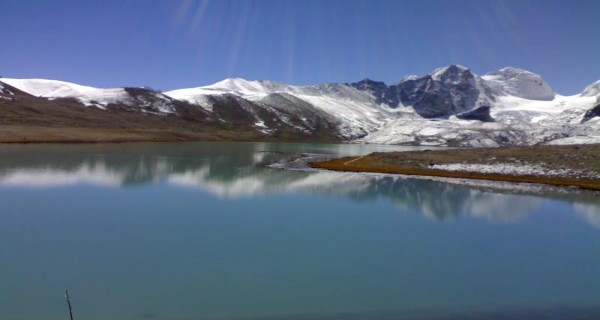 Gurdongamar Lake of Sikkim - Say Yes to the world
