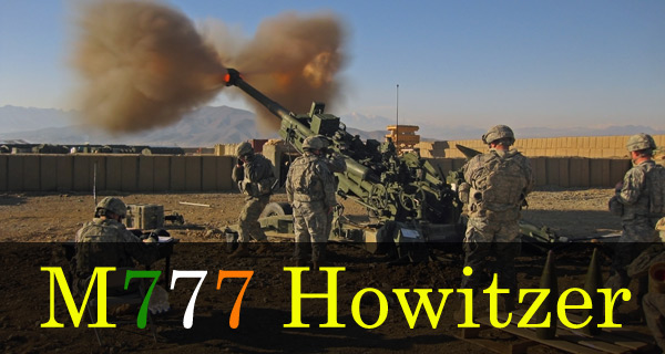 M777 Light Towed Howitzer cost