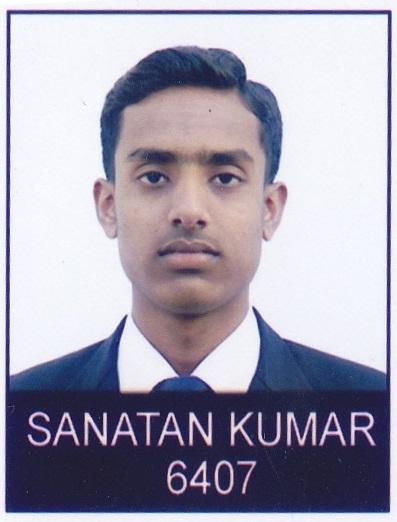 Rank #17 sanatan Kumar