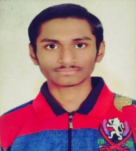 Rank #20 Yash Kumar