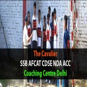 The Cavalier for SSB, AFCAT, OTA and CAPF coaching