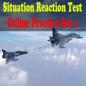 SSB Situation Reaction Test Online Practice Set